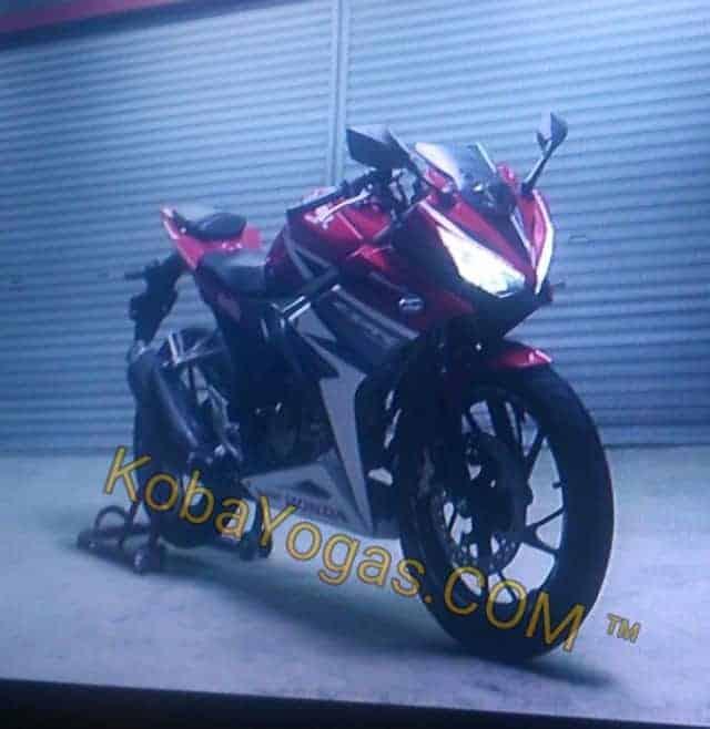 รีบดูเลย!! ภาพหลุด Honda CBR 150R โฉมใหม่ | MOTOWISH 106