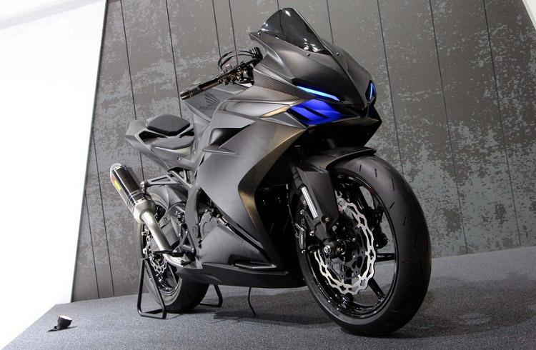 Honda CBR250RR เตรียมผลิตเดือนสิงหาคมนี้แล้ว!! | MOTOWISH 35
