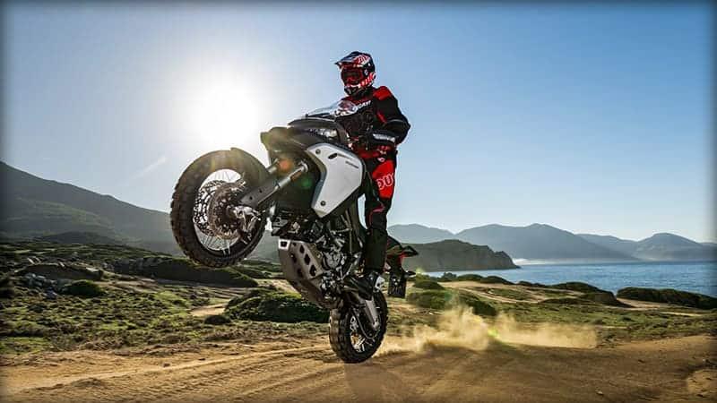 """The Wild Side of Ducati"" Episode 1 โชว์ความมันส์ของ Multistrada 1200 Enduro | MOTOWISH 93"