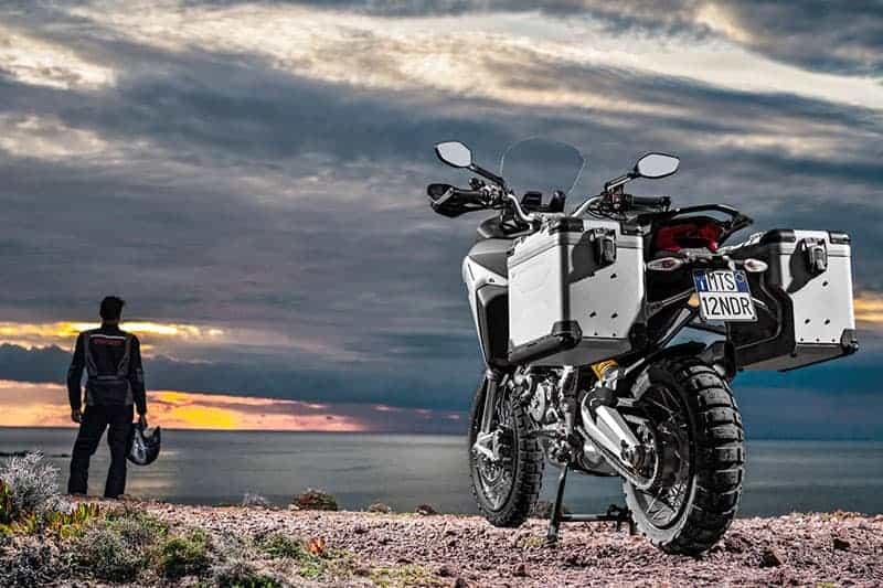 The Wild Side of Ducati ตอนที่ 3 เมื่อ Multistrada 1200 Enduro ฟีเจอร์ริ่งกับ Touratech | MOTOWISH 93