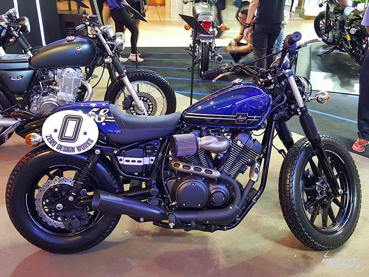 Yamaha อีกหนึ่งบูธที่ขาดไม่ได้ ขนรถมาเต็ม พกกิจกรรมมาเพียบ (BMF 2016) | MOTOWISH 100