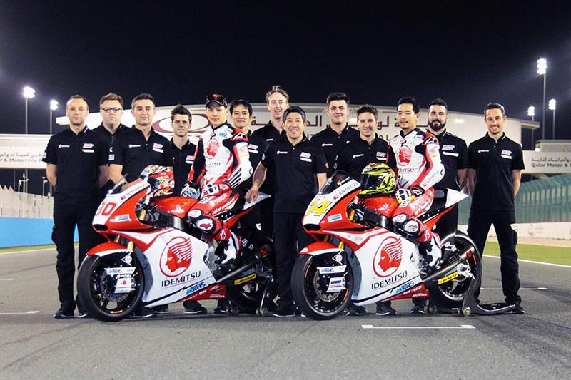 Moto2 สนามแรก ฟิลม์ รัฐภาคย์ กดคันเร่งสุดยอด !!! จบอันดับได้อย่างสวยงาม   MOTOWISH 117