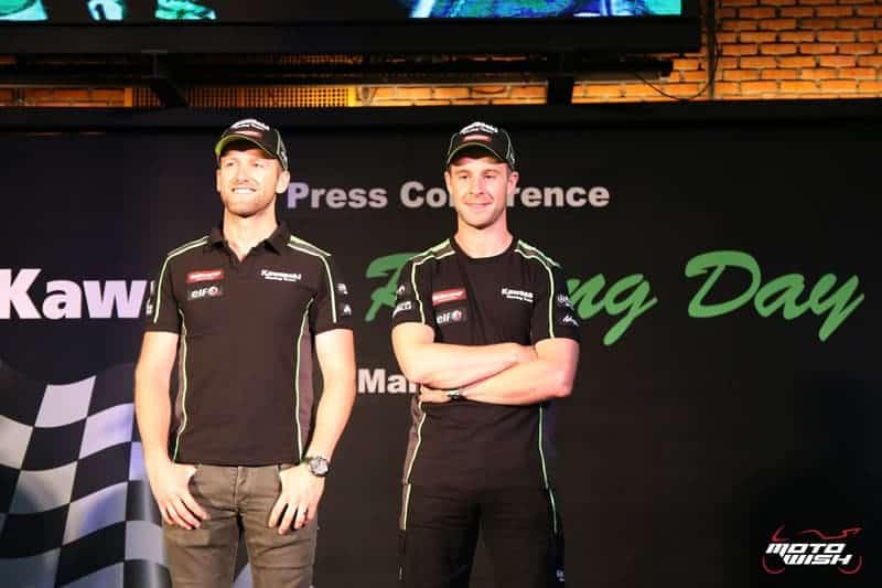 Kawasaki Racing Day 2016 เดินเล่นกระทบไหล่ ไซค์ส และ เรีย | MOTOWISH 80