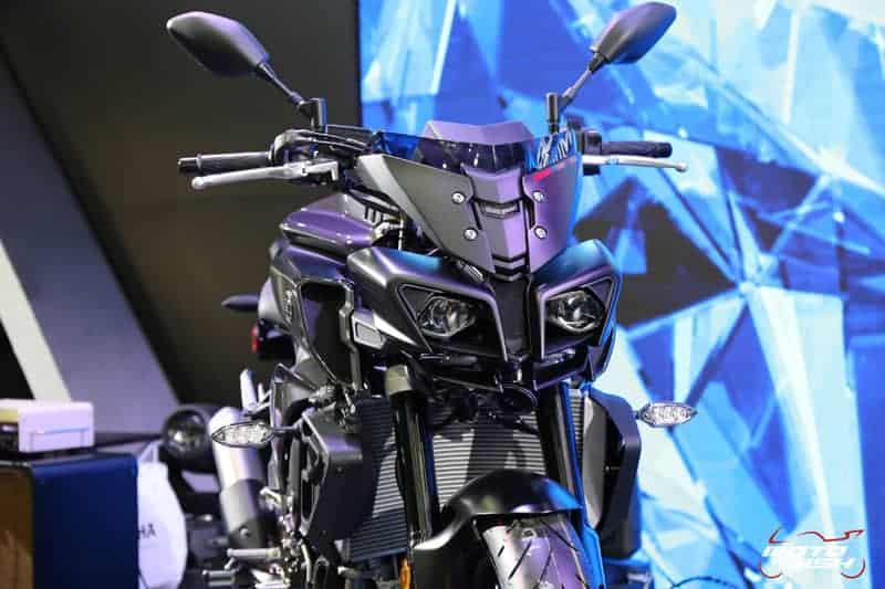 Yamaha จัดใหญ่โชว์มอเตอร์ไซค์ครบทุกซีรี่ย์ พร้อมเผยโฉม MT-10 ครั้งแรกในอาเซียน!! (MOTOR SHOW 2016) | MOTOWISH 151