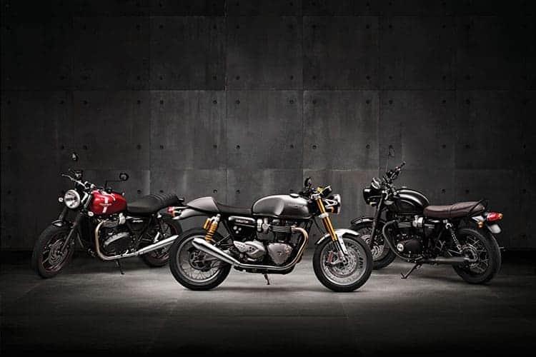 วันดีเดย์ Triumph เปิดราคาพร้อมกันทั่วโลกอีก 3 รุ่น T120, T120 Black และ Thruxton R | MOTOWISH 118