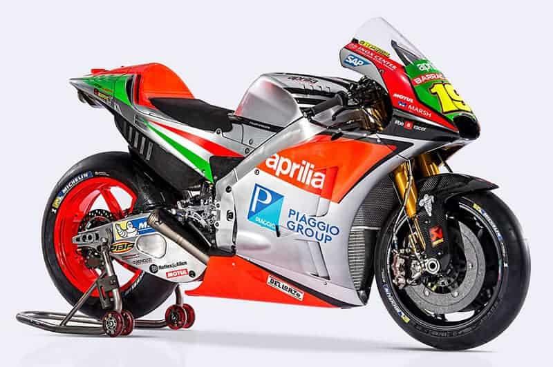 RS-GP 2016 รถแข่งโมโตจีพีลำใหม่ แห่งค่าย Aprilia | MOTOWISH 47