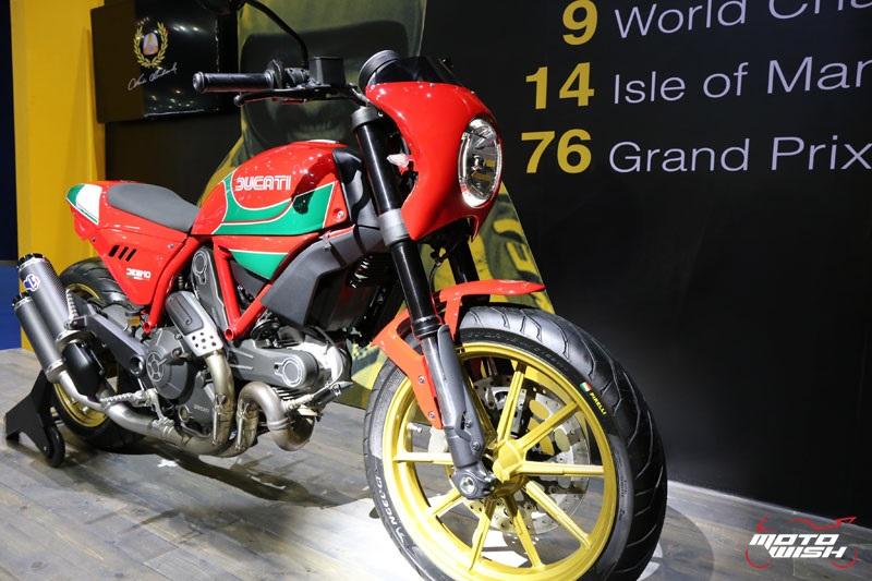เจาะลึก!! สเป็ค และต้นกำเนิด Ducati Scrambler Special Edition Mike Hailwood® รถลิมิเต็ด 58 คัน ในประเทศไทย | MOTOWISH 46