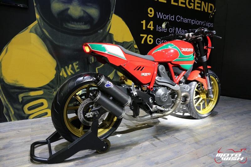 เจาะลึก!! สเป็ค และต้นกำเนิด Ducati Scrambler Special Edition Mike Hailwood® รถลิมิเต็ด 58 คัน ในประเทศไทย | MOTOWISH 100