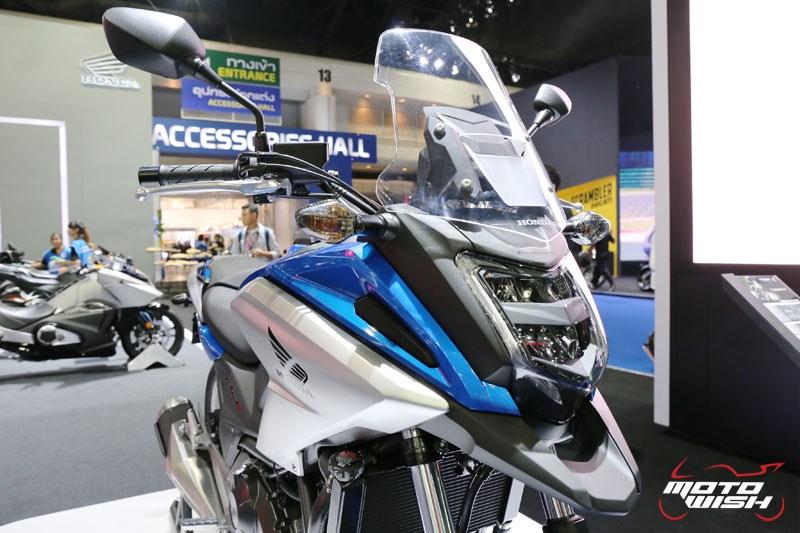 Honda พาสนุก กับบูธสุดไฮเทค พร้อมเผยโฉม EV-Cub, NC750X และรถคอนเซปต์อีกเพียบ (MOTOR SHOW 2016) | MOTOWISH 178