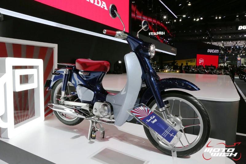 Honda พาสนุก กับบูธสุดไฮเทค พร้อมเผยโฉม EV-Cub, NC750X และรถคอนเซปต์อีกเพียบ (MOTOR SHOW 2016) | MOTOWISH 185