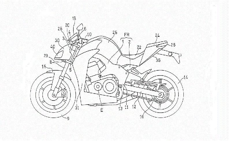 Kawasaki มีแผนปรับปรุงรูปโฉม และท่านั่งใหม่ให้ Z800 | MOTOWISH 124
