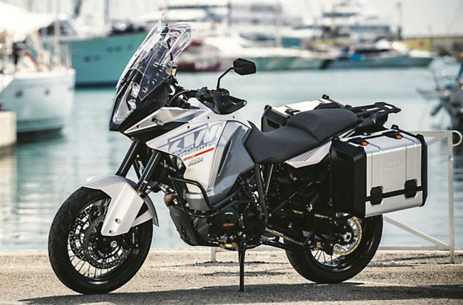 แอบถ่าย KTM 1290 Super Adventure เปลี่ยนหน้าใหม่ | MOTOWISH 137