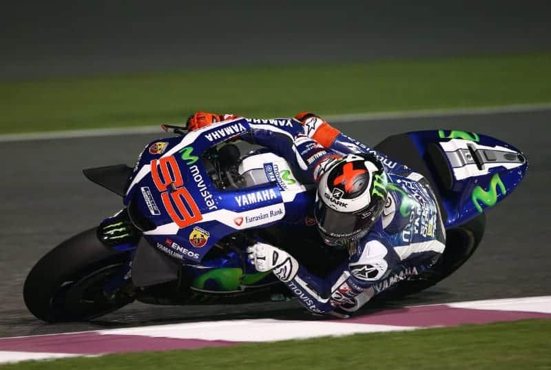 MotoGP สนามแรก ลอเรนโซ่ นำลิ่ว ซิวแชมป์ที่กาตาร์ | MOTOWISH 7
