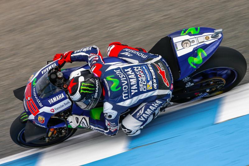 อันดับสตาร์ท MotoGP สนามที่ 4 สนามเฆเรซ ประเทศสเปน | MOTOWISH 137