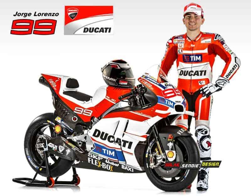 Lorenzo-Ducati