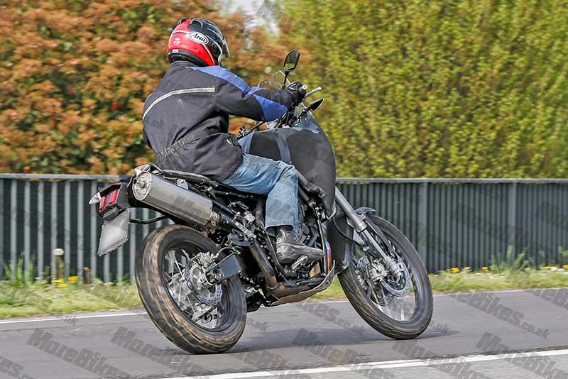 แอบถ่าย Yamaha MT-07 Tenere ว่าที่แอดเวนเจอร์ไบค์คันใหม่จากตระกูล MT | MOTOWISH 30