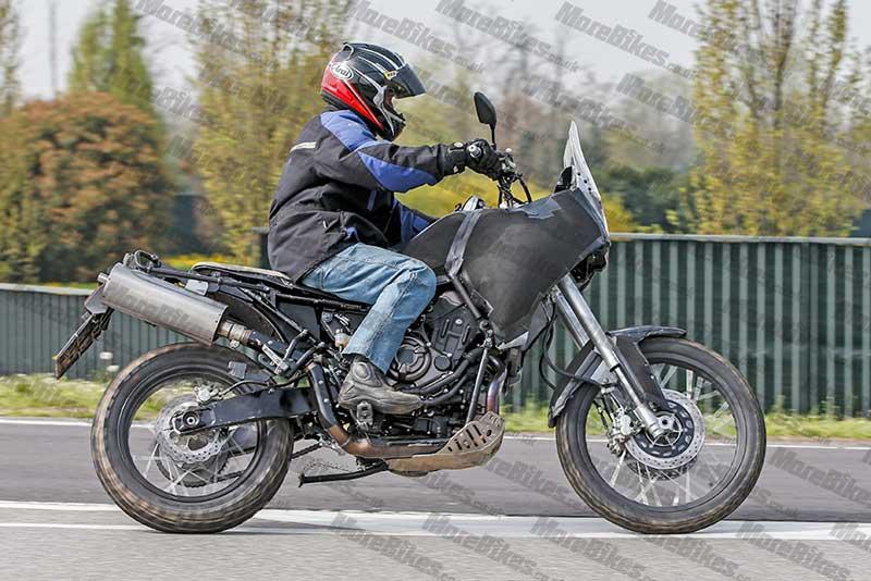 แอบถ่าย Yamaha MT-07 Tenere ว่าที่แอดเวนเจอร์ไบค์คันใหม่จากตระกูล MT | MOTOWISH 31
