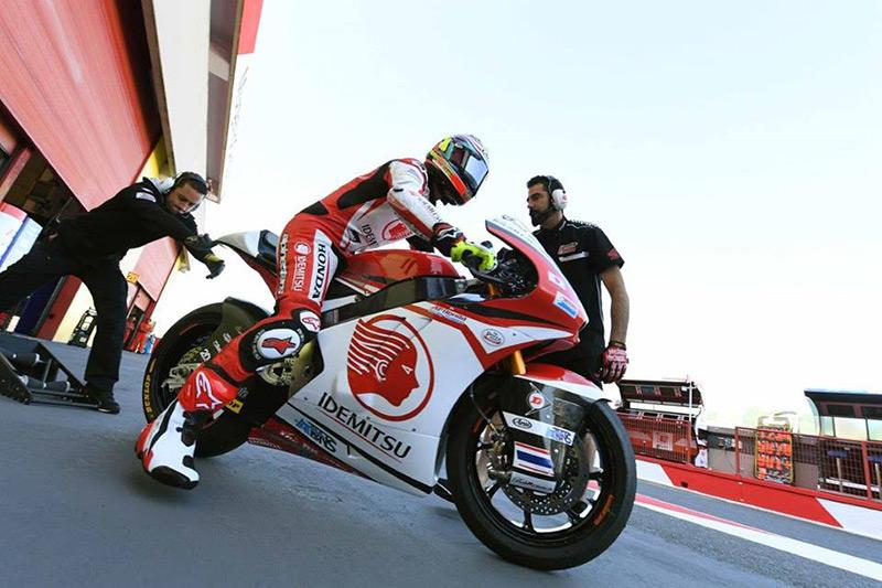 ผลการแข่งขัน Moto2 ฟิล์ม รัฐภาคย์ กระดูกยังร้าวอยู่ !!!   MOTOWISH 47