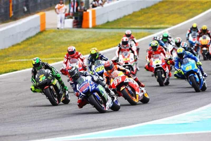 ตารางเวลาการแข่งขัน MotoGP Le Mans Circuit และเวลาถ่ายทอด ...