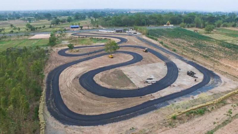 สนามแข่งรถแห่งใหม่ Redline Circuit จังหวัดมหาสารคาม | MOTOWISH 142