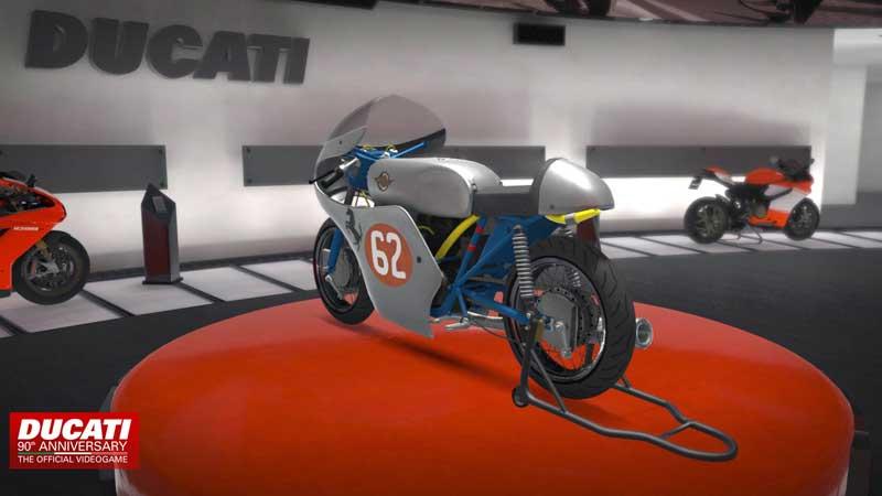 "Ducati ฉลอง 90 ปี  เปิดตัวเกมส์ ""Ducati  90th Anniversary The Official Videogame"" เอาใจสาวกค่ายแดง | MOTOWISH 85"