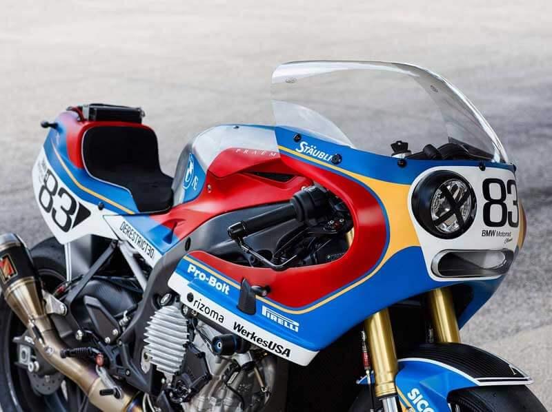 สำนัก Praëm จัดหนัก แปลงโฉม S1000RR เป็นรถสปอร์ตไบค์คลาสสิคคันงาม ในนาม Optimus Praëm   MOTOWISH 126