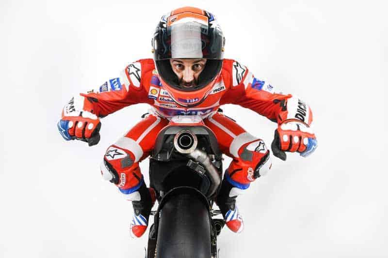Ducati ประกาศบรรลุข้อตกลง Andrea Dovizioso อยู่ขี่ต่อฤดูกาล 2017-2018 | MOTOWISH 3