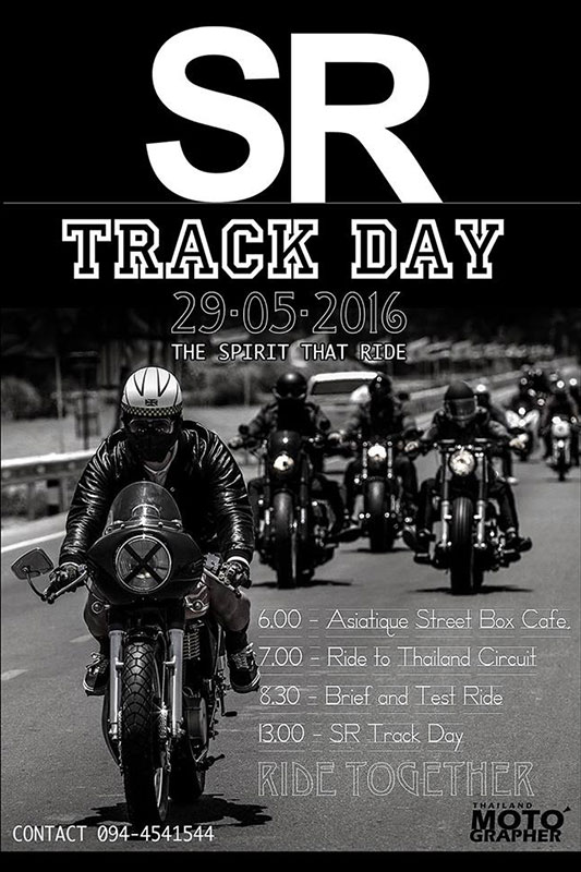 Superbike Mag. ร่วมกับ Yamaha Riders' Club จัดกิจกรรม Summer Ride Fair & Track Day | MOTOWISH 53