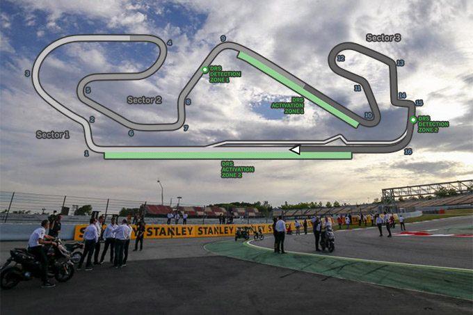 2016 new catalun layout - ตารางเวลาถ่ายทอดสด MotoGP 2017 สนามที่ 7 Catalunya พร้อมดีเทลสนามและดราม่าเสียชีวิต - ตารางเวลาถ่ายทอดสด MotoGP 2017 สนามที่ 7 Catalunya Circuit พร้อมดีเทลสนามและเรื่องดราม่าเสียชีวิต ณ สนามกาตาลุนญ่า ประเทศสเปน กับชื่อรายการที่มีเครื่องดื่มเป็นสปอนเซอร์รายใหญ่ Gran Premi Monster Energy de Catalunya ประมาณว่าเข้าไปในสนามแข่ง มีขายน้ำดื่มแค่ยี่ห้อเดียว ดื่มไปดื่มมาอะดรีนาลีนหลั่งจนอยากจะลงไปหวดคันเร่งซะเอง