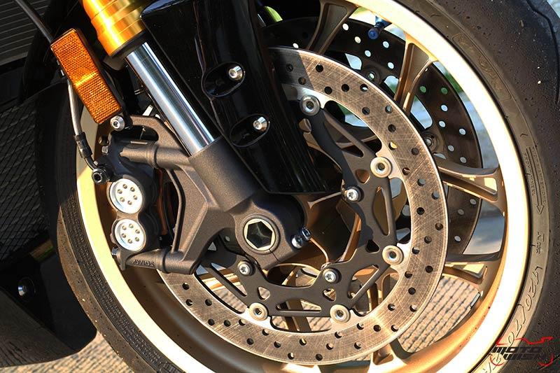 Review : Yamaha YZF-R1M VS R1 60th Anniversary Edition ครั้งแรกในไทย | MOTOWISH 247