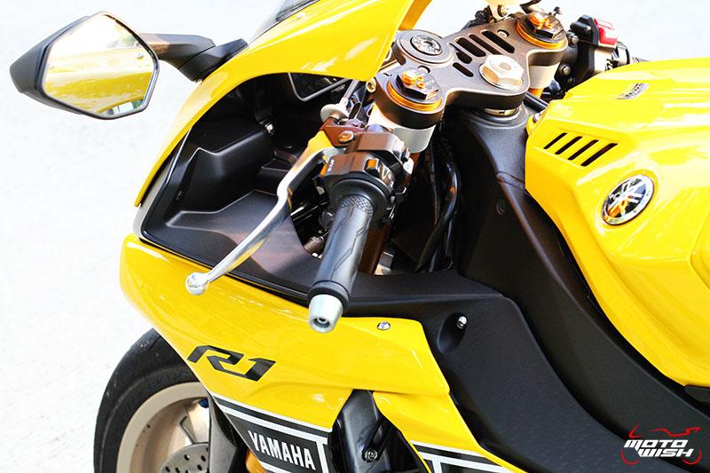 Review : Yamaha YZF-R1M VS R1 60th Anniversary Edition ครั้งแรกในไทย | MOTOWISH 116