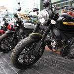 ตะลุยกลางเมืองไปกับ Ducati Scrambler Sixty2 VS ICON มีความแนว มีความเท่ห์ !!! | MOTOWISH 112