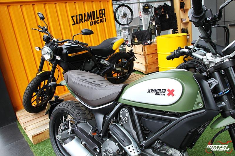ตะลุยกลางเมืองไปกับ Ducati Scrambler Sixty2 VS ICON มีความแนว มีความเท่ห์ !!! | MOTOWISH 115