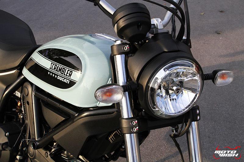 ตะลุยกลางเมืองไปกับ Ducati Scrambler Sixty2 VS ICON มีความแนว มีความเท่ห์ !!! | MOTOWISH 125