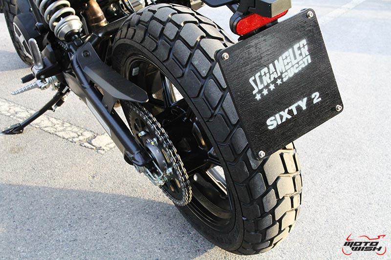 ตะลุยกลางเมืองไปกับ Ducati Scrambler Sixty2 VS ICON มีความแนว มีความเท่ห์ !!! | MOTOWISH 130
