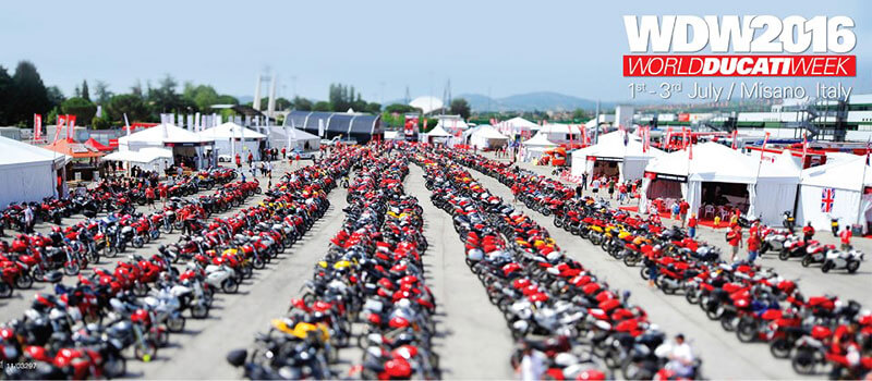 World Ducati Week 2016 อีกหนึ่งสุดยอดงานรวมตัวคนรักบิ๊กไบค์จากทั่วทุกมุมโลก | MOTOWISH 101