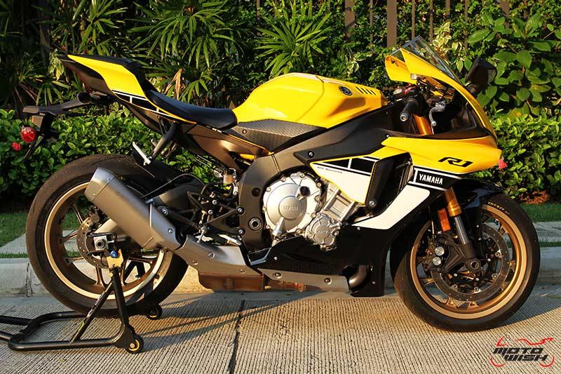 Review : Yamaha YZF-R1M VS R1 60th Anniversary Edition ครั้งแรกในไทย | MOTOWISH 257