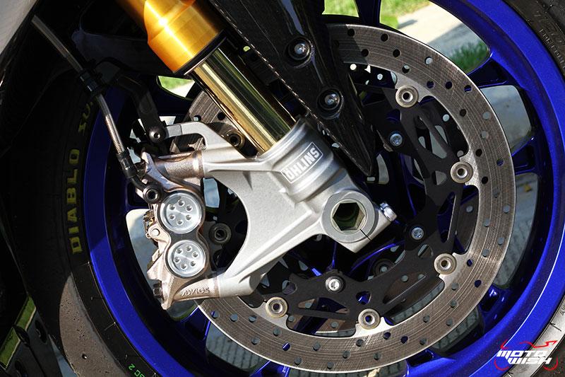 Review : Yamaha YZF-R1M VS R1 60th Anniversary Edition ครั้งแรกในไทย | MOTOWISH 165