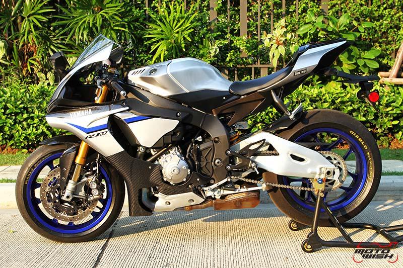 Yamaha M Vs R