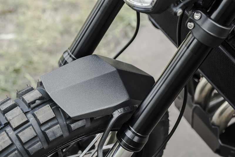 สำนักแต่ง Wrenchmonkees จับ Yamaha XSR900 มาพลิกโฉมเป็นรถสุดงามในนาม Monkeebeast | MOTOWISH 86