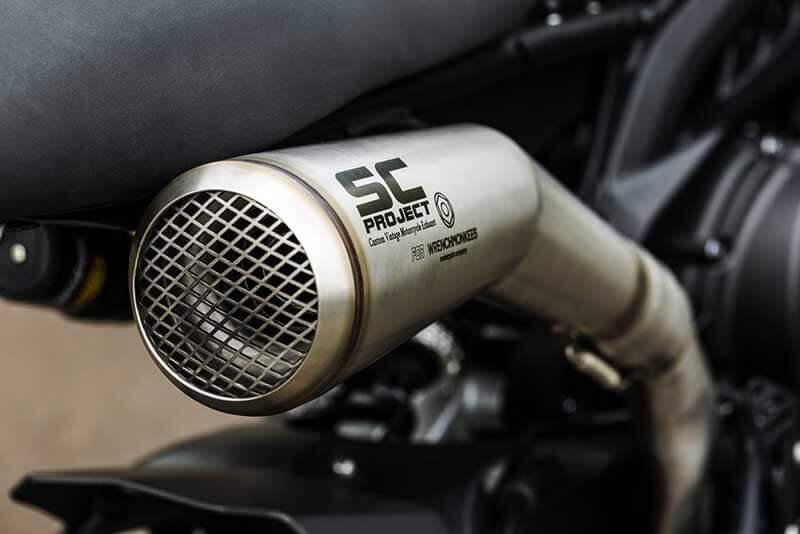 สำนักแต่ง Wrenchmonkees จับ Yamaha XSR900 มาพลิกโฉมเป็นรถสุดงามในนาม Monkeebeast | MOTOWISH 87