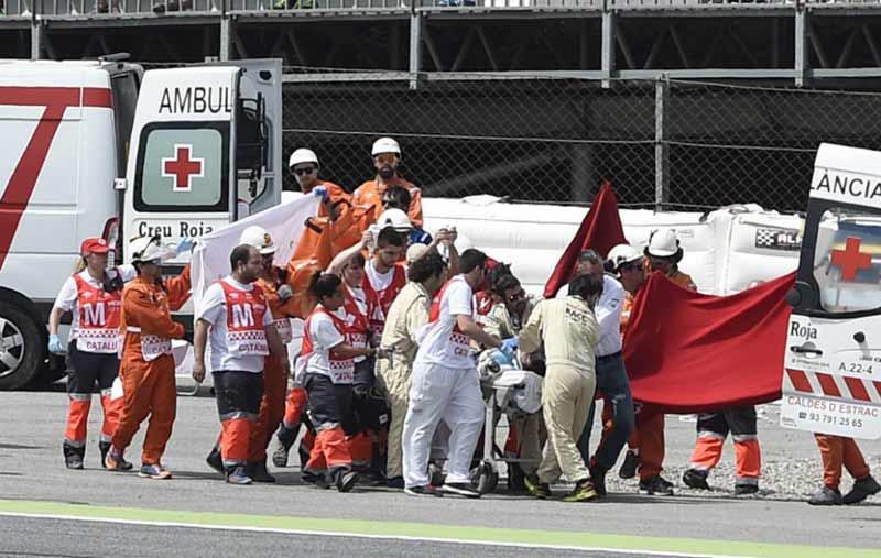 Luis Salom นักแข่งรุ่น Moto2 เสียชีวิตจากอุบัติเหตุ !!! | MOTOWISH 142