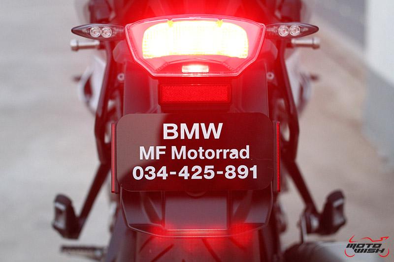 Review : BMW S1000XR ที่สุดของสองรุ่นรวมเป็นหนึ่งเดียว | MOTOWISH 32
