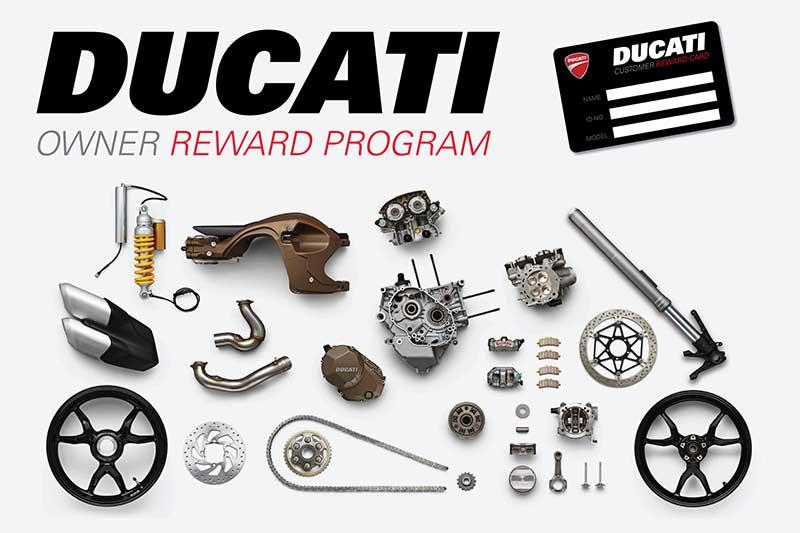 ดูคาติไทยแลนด์ ออกโปรกระชากใจสาวก Ducati มอบส่วนลด 20% | MOTOWISH 146