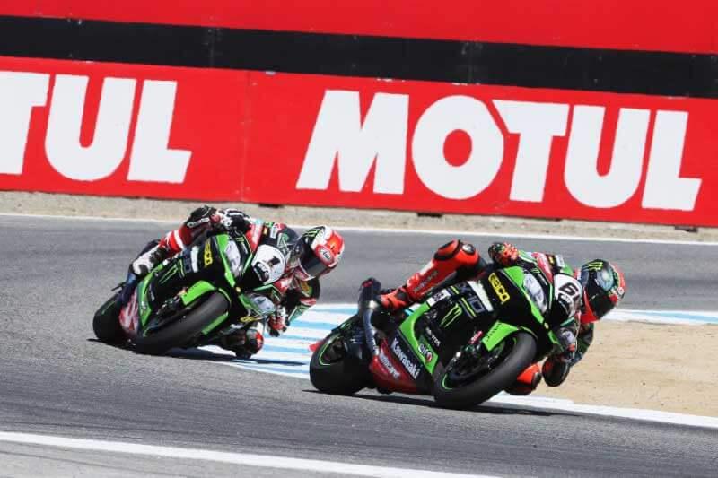 ย้อนหลังรายการแข่งขัน WSBK สนามที่ 9 Mazda Raceway Laguna Seca Circuit : Race 1 | MOTOWISH 144