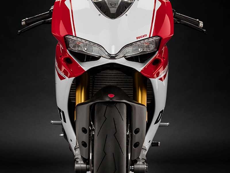 เปิดตัวแล้ว!! Ducati 1299 Panigale S Anniversario รถสุดลิมิเต็ดฉลอง 90 ปีดูคาติ | MOTOWISH 31