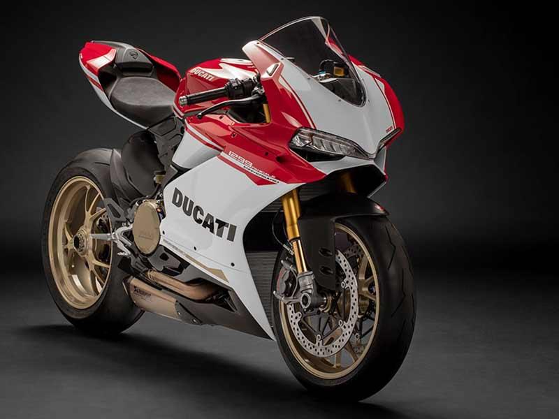 เปิดตัวแล้ว!!  Ducati 1299 Panigale S Anniversario รถสุดลิมิเต็ดฉลอง 90 ปีดูคาติ | MOTOWISH 33