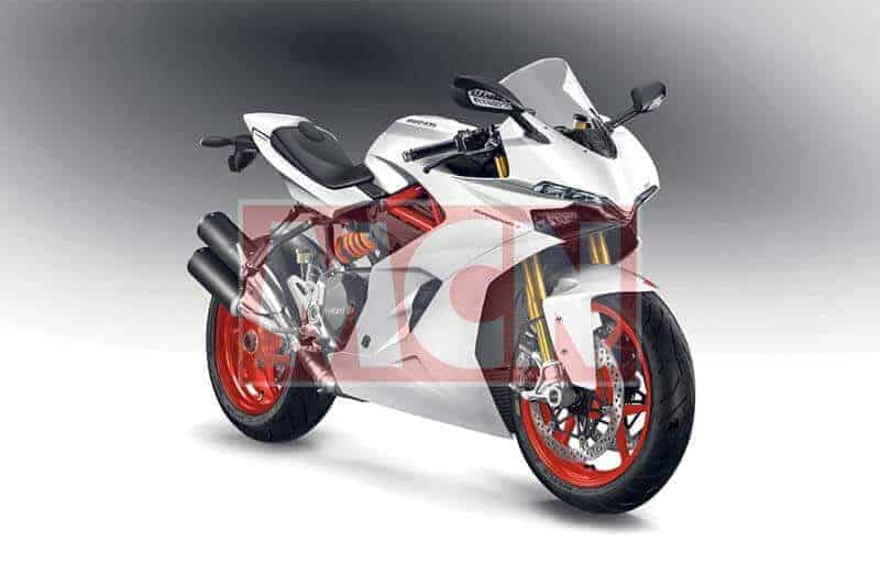 สวย เด่น เต็มตา กับภาพ และรายละเอียด Ducati Supersport S | MOTOWISH 67