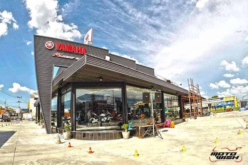 พาส่องของดีเมืองลพบุรี Yamaha Riders' Club Lopburi By Sirichai Motor Sales | MOTOWISH 150