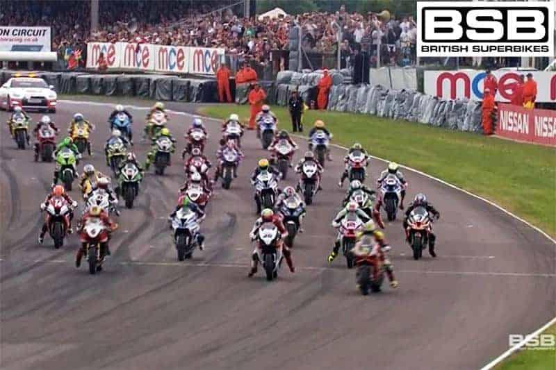 การแข่งขัน British Superbike สนามที่ 6 มันส์ไม่แพ้ WSBK , MotoGP !!! | MOTOWISH 116